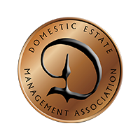 Logo of the Domestic Estate Management Association