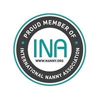 Logo for International Nanny Association membership