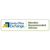 Logo of the Family Office Exchange Member Recommended Advisor